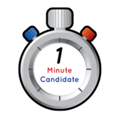 1 Minute Candidate