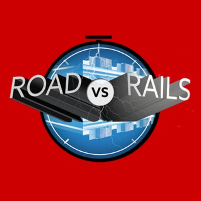Who wins #RoadVsRails race from Boston To DC?