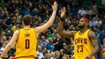Should Kevin Love resign with the Cavs?