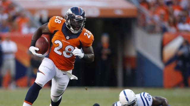 Should the Broncos trade Montee Ball?