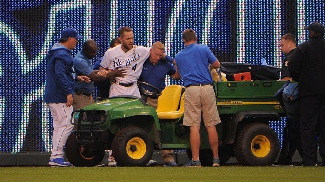 Will Gordon's injury force the Royals hand to make a trade?