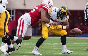 Eye test ... is Iowa really the best team in the #B1G right now?