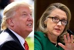 Is Trump running a false flag campaign to help Hillary?