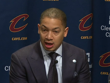 Can former Husker Tyronn Lue whip the Cleveland Cavs into shape?