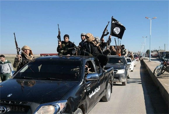 Is the 'War Against ISIS' shifting to Libya?