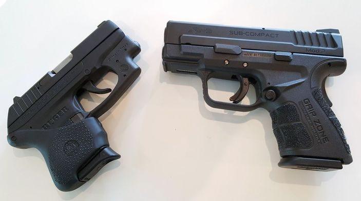 Do you carry more than one gun?