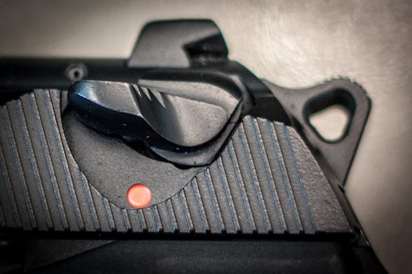 Do you carry a gun with a manual safety?