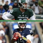 Which third-tier quarterback will be more successful?