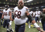 Do you agree with the Bears' decision to cut Matt Slauson?