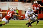 Who is the toughest opponent for the Huskers in 2016?