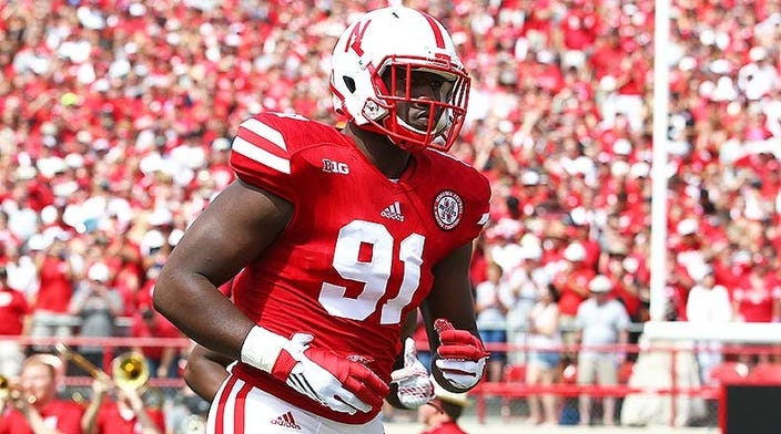 Is the inexperienced Nebraska DL a major concern to you?