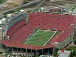 Is Memorial Stadium truly the loudest road stadium in the Big 10?