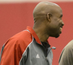 Should receivers coach Keith Williams be allowed to keep his job?