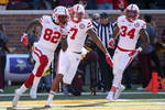 Can the Husker WR group be the best in the Big Ten?