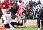 How do you feel about the Huskers after that win over Maryland?