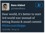 Is 'Bana of Aleppo' real or fake?