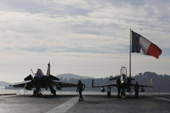 #ISIS Airstrikes' will be used to hit Syrian military targets...