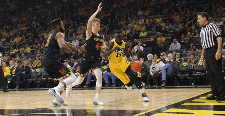 Will Iowa finish .500 or better in conference play this season?