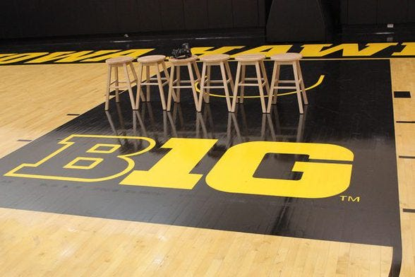 Is B1G Basketball Better than Records Show?