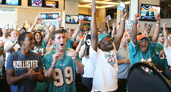 Where will you be having your NFL Draft party?