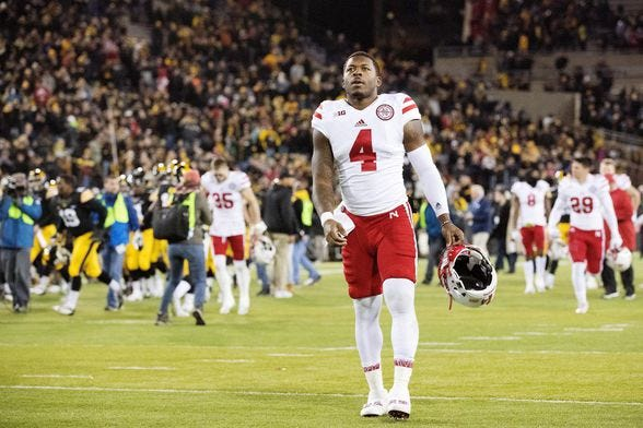 What position should Tommy Armstrong play in the NFL?