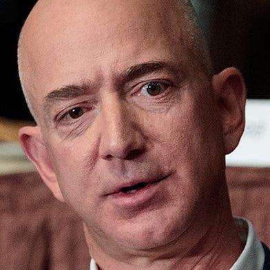 Jeff Bezos vs. Jack Ma