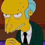 Mr. Burns vs. Charles Foster Kane