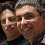 Rainmakers: Sergey Brin and Larry Page vs. Mr. Monopoly