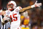 The Huskers have athletes at receiver. How good can they be?