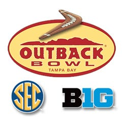 Sporting News predicts an Outback Bowl appearance. Agree?