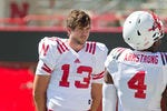 Can Nebraska wind up ranked at any point this season?