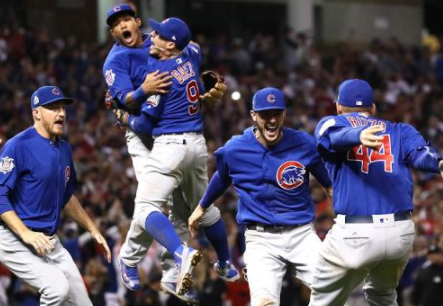 What team will win the World Series?