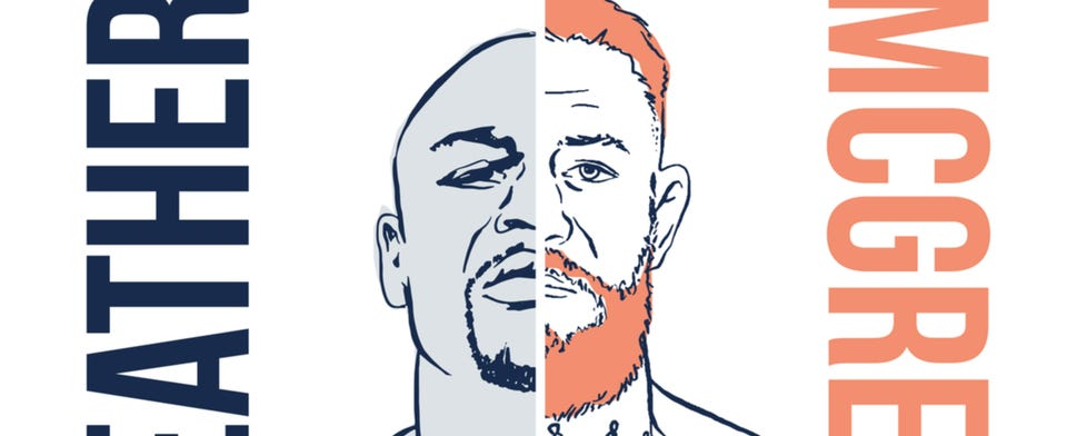 Who will win the Mayweather vs. McGregor fight?