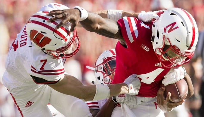 What is your confidence level in the Huskers after another loss?