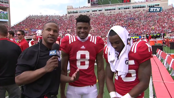 Which Huskers WR has impressed you more so far this season?