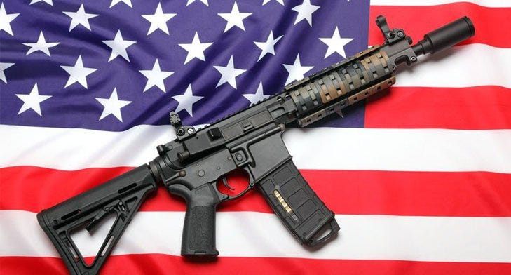 Are new firearms laws/bans required to stop current gun violence?