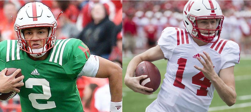 Who would your rather see under center for the Huskers?