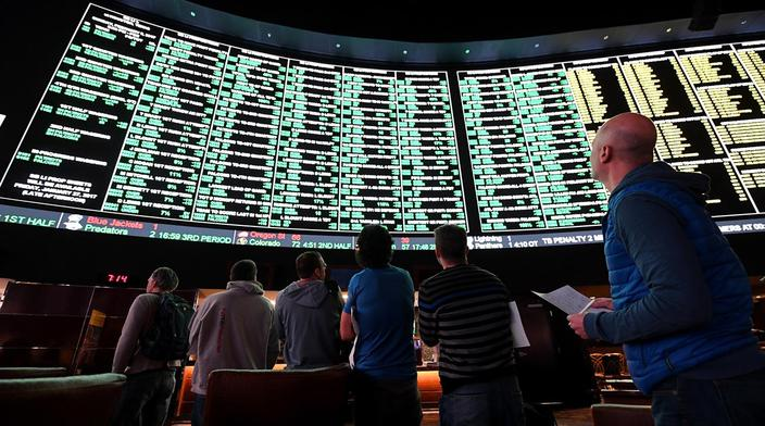 Will legal sports gambling change the way you watch games?