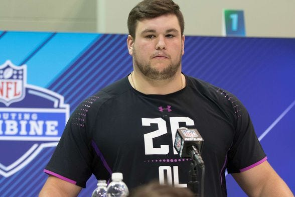 Rookie Season Boom or Bust: Quenton Nelson OG, IND