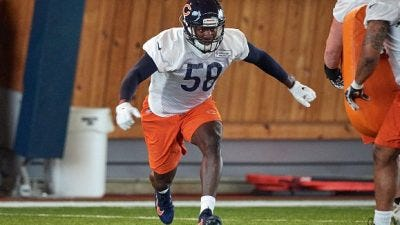 Rookie Season Boom or Bust: Roquan Smith LB, CHI