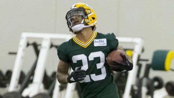 Rookie Season Boom or Bust: Jaire Alexander CB, GB