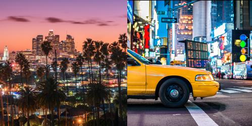 LA or NYC?