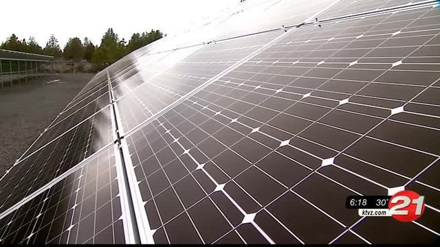 Is solar power the wave of the future?
