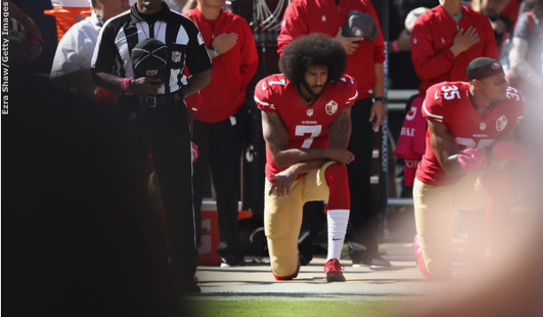 Have you stopped watching the NFL due to nat'l anthem protests?