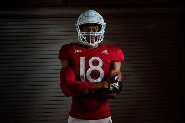 Thumbs up or down on the Huskers' alternate uniforms?