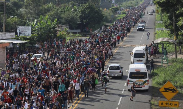 Do you agree with sending 5,000 troops to the Mexico border?