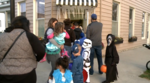 Should costumes be allowed in schools on Halloween?