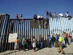 Your thoughts on the number of immigrants crossing the border