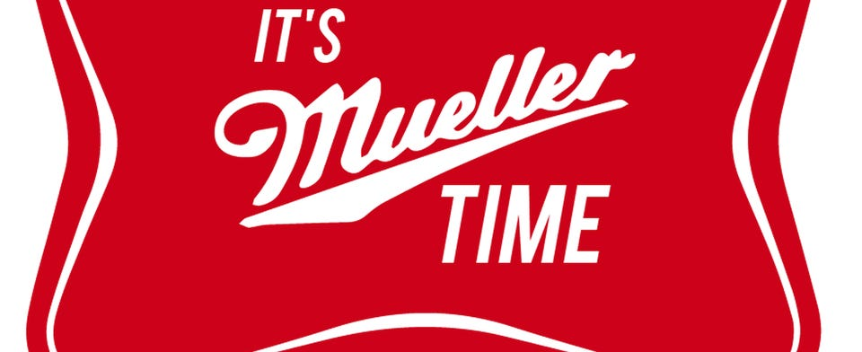 Are you excited to see the findings of the Mueller probe?