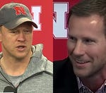 Which Husker Coach will have the higher win % after 5 years?
